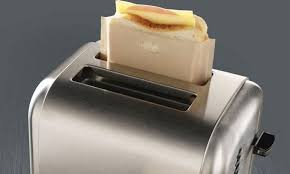 Tiny Toaster How To Make Lazy Grilled Cheese Sandwiches In Your Toaster Food