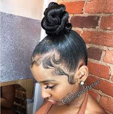 hairstyles for little girls with no edges 17 photos of baby hair that will make every black girl say