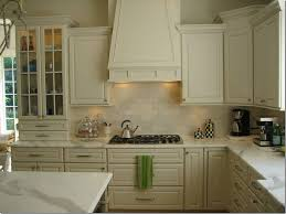 backsplashes kitchen tile backsplash medallions cabinet color