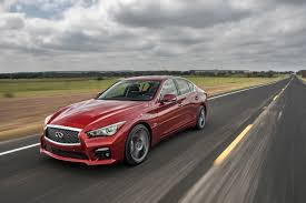 infiniti q50 first drive infiniti q50 red sport 400 pursuitist