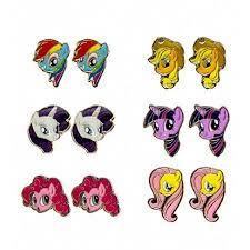 my pony earrings my pony earrings 83 best my pony images on