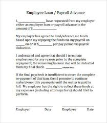 simple loan agreement 8 free pdf word documents download