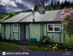 a post second world war prefab single storey bungalow now