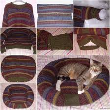 10 crazy awesome diy cat beds that anyone can make