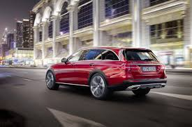 mercedes jeep 2016 red just say no to wannabe an suv wagons automobile magazine