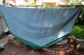 How To Fix Patio Umbrella by Ready To Replace It Maybe You Just Need To Clean It