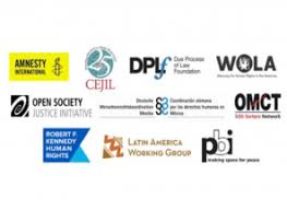 international organizations for human rights in response to internal security law international organizations