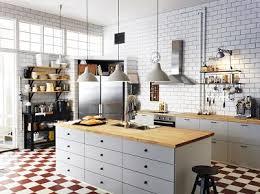 cuisine industriel cuisine style industriel ikea