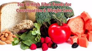 top 18 high fiber foods list for constipation u0026 weight loss youtube