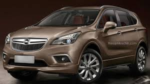 opel antara 2010 buick envision rendered as next gen opel antara