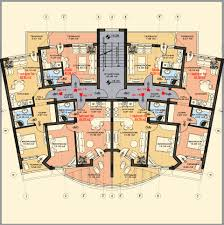 bedroom 4 bedroom apartment floor plans designs and colors