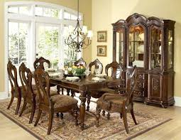 Round Formal Dining Room Tables Round Dining Room Table Seats 8 10 Formal Chairs With For Sale