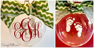 Christmas Ornaments For Baby Baby U0027s First Christmas Ornament