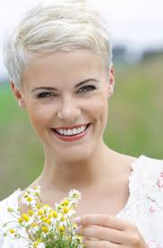 cute short pixie haircuts new short blonde hairstyles short