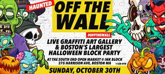 photos of hallowen haunted offthewall live graffiti u0026 boston u0027s biggest halloween