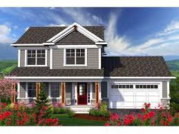 cheap 2 story houses two story house plans small two story home plan for family