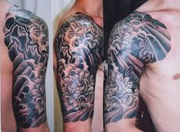 69 cool celtic shoulder tattoo
