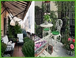 Garden In Balcony Ideas Small Balcony Garden India This For All