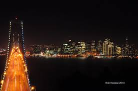 panoramio photo of christmas lights in san francisco