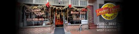 cruisin u0027 style barber shop voted best barbershop in west chester pa