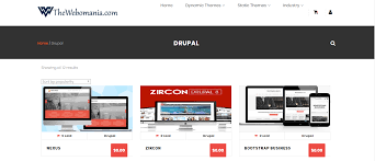 drupal different templates for different pages drupal themes create your site easily with responsive cms templates