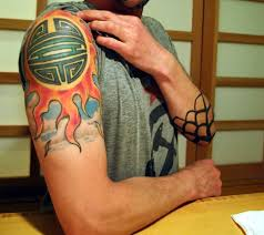 shoulder rising sun tattoos for tattoos for