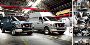 nissan cargo van black the best new vans for motorcycle transport rideapart