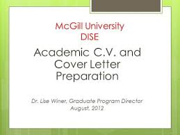 job cover letter preparation ppt download