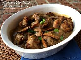 turkey and mushroom gravy recipe meatballs with mushroom sauce u2013 recipesbnb