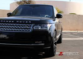 range rover black rims 24 inch lexani lust gloss black milled wheels on 2014 range rover