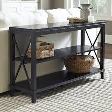 console sofa and entryway tables you u0027ll love wayfair