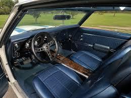 Pontiac Trans Am Pics Interior 1969 Pontiac Firebird Trans Am Coupe 2337