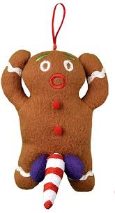 gingerbread ornaments naught gingerbread ornaments stupid