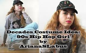 decades costume idea 90s hip hop 6 steps with pictures