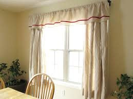 Dining Room Valance Curtains Dining Room Dining Room Window Valance The Windows Chic In