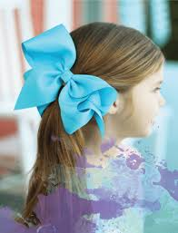 hair bows for the hair bow company