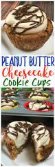 peanut butter cream cheese cookie cups recipe cream cheeses