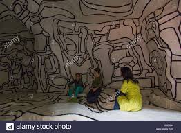 winter garden 1969 70 by ean dubuffet at the georges pompidou