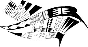 samoan flower tattoo