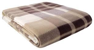Tartan Ideal Textiles Tartan Check Polar Fleece Throw Blanket Suitable