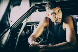tim duncan revs up style in his car shop revealing a rare