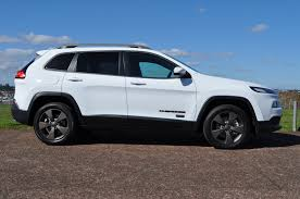 jeep new white jeep cherokee 75th anniversary edition 2016 new car review trade me