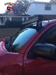 toyota tacoma light bar roof mount 2004 2015 toyota tacoma pillar led light bar mounting brackets
