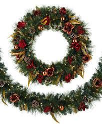 cordless led wreath garl cordless lighted wreath sumoglove