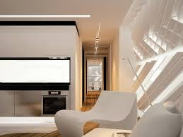 Contemporary Interior Designs For Homes Futuristic Interior Design