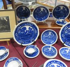 classic china patterns winter shopping at the bath antique sale boothbay register