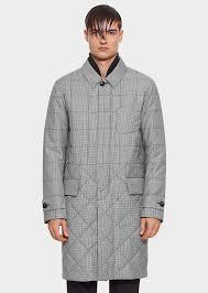 versace jackets coats for men official website