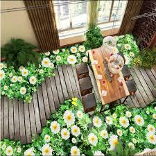 online buy wholesale flower garden mural from china flower garden