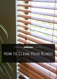 Clean Mini Blinds Easy Way Best 25 Cleaning Blinds Ideas On Pinterest Spring Cleaning Tips