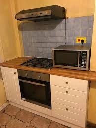 b q kitchen cabinets b u0026q kitchen cabinets and oven cooktop for sale priced to sell